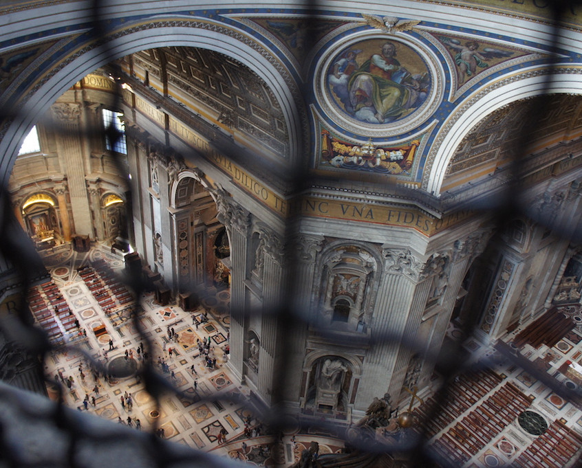 basilique St Pierre à Rome