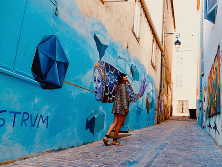 Un week-end surprenant à Marseille