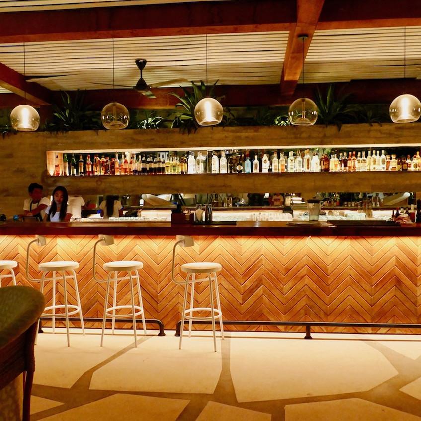 Bar du ULU CLIFFHOUSE