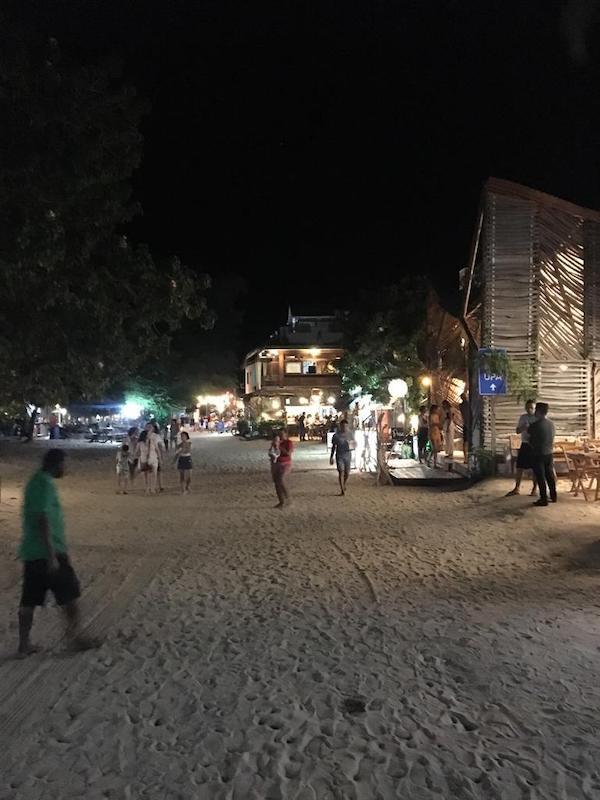 Les rues de Jericoacoara