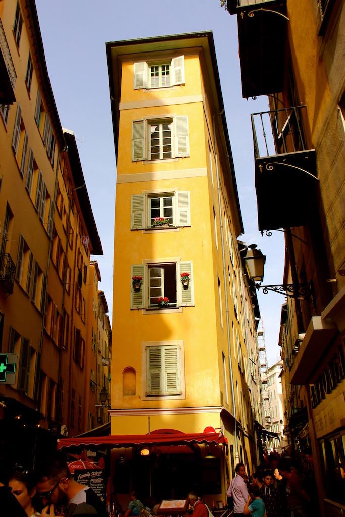 Les ruelles du Vieux Nice