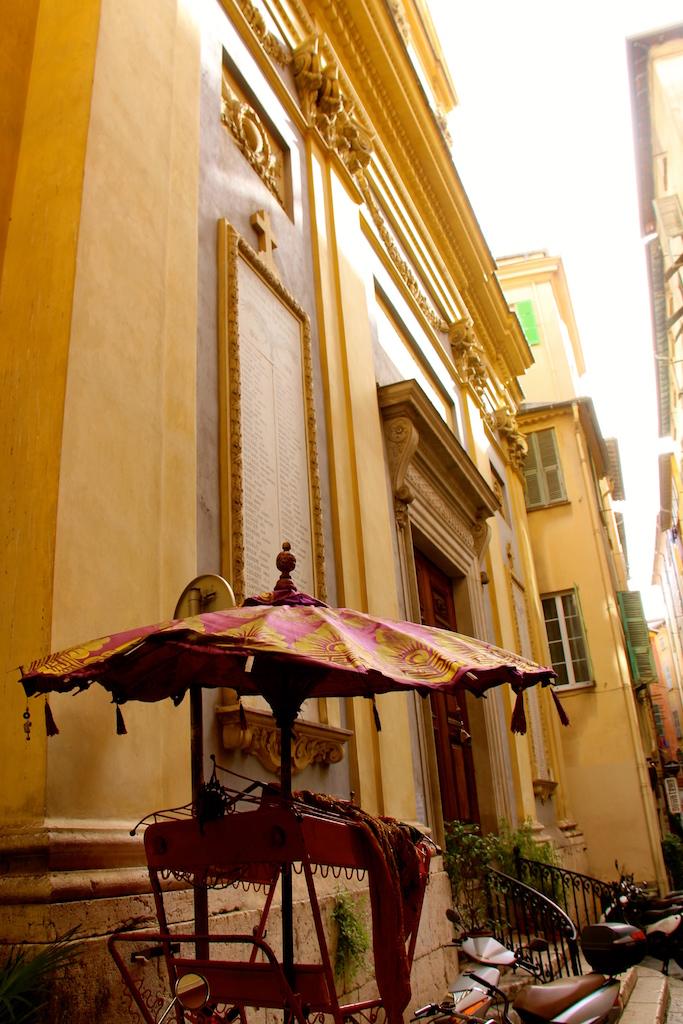 Eglise du Jésus à Nice