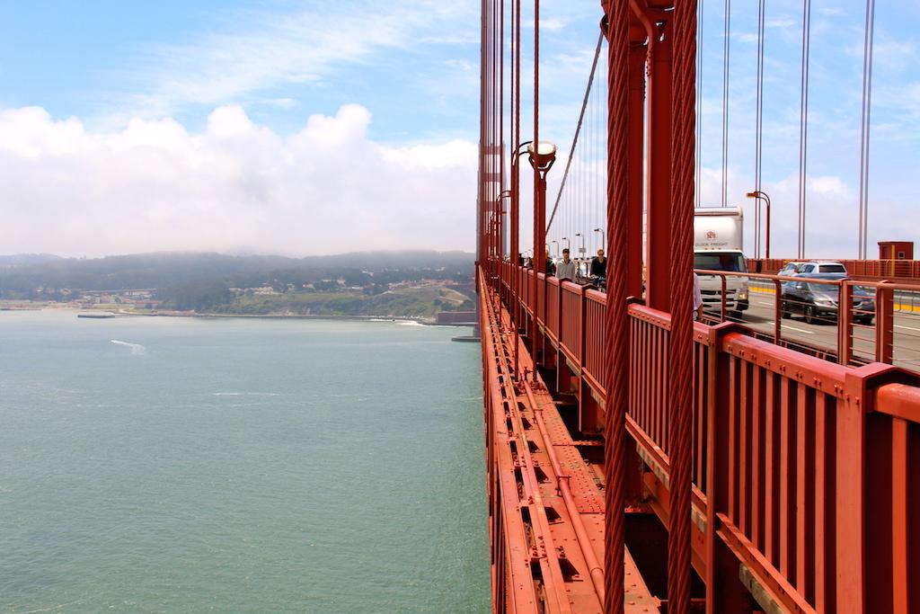 GolGate bridge - San Francisco