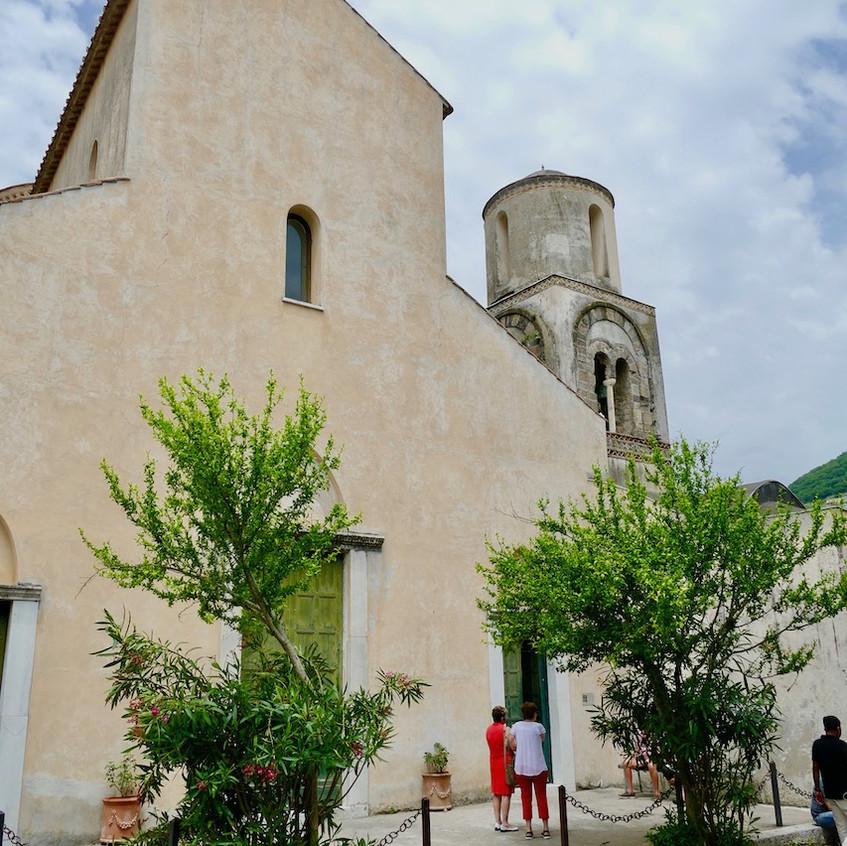 L'église de Ravello