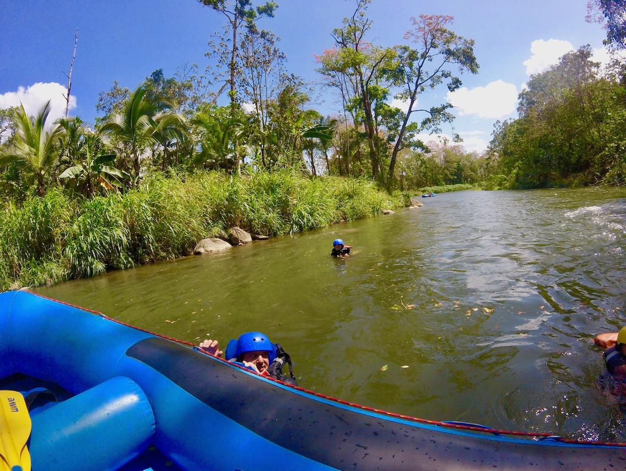Rafting Volcan Arenal