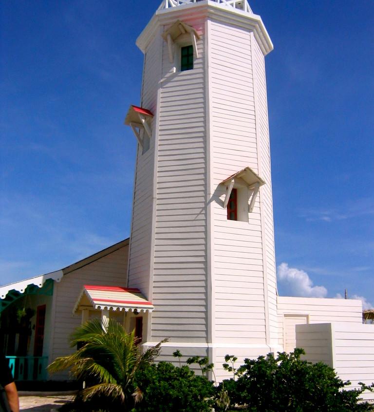 Le phare d'Isla Mujeres
