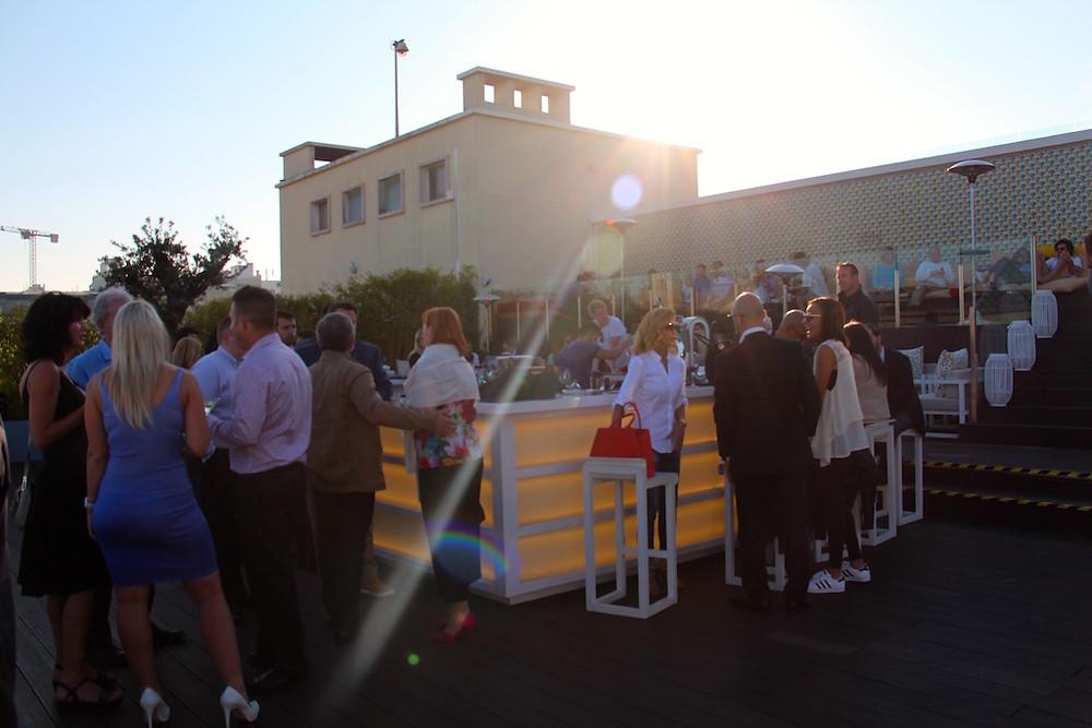 Sky Bar - Hôtel Tivoli - Lisbonne
