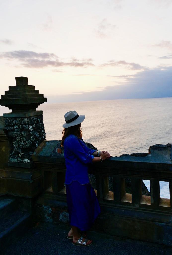 Sunset à Uluwatu