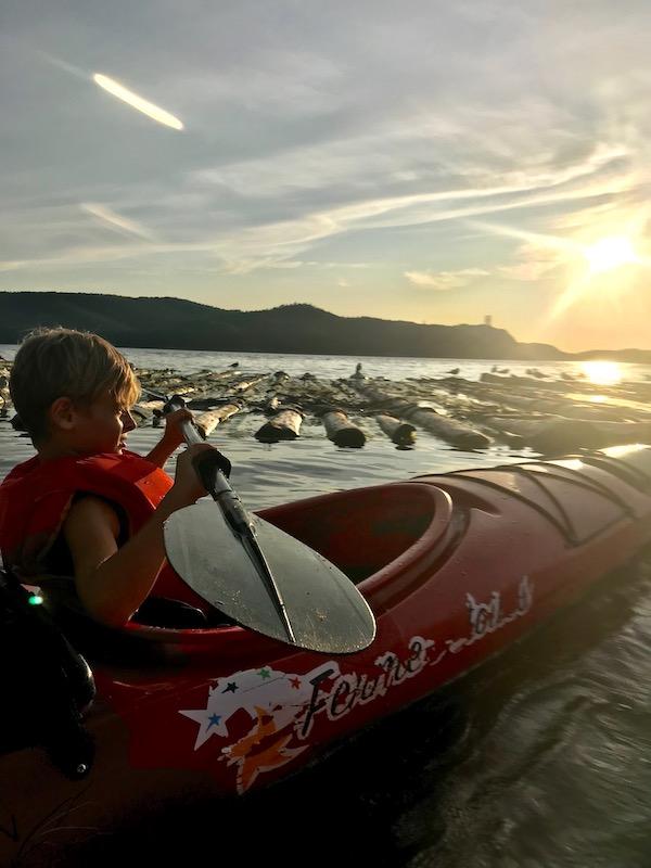 Kayak - Fjord du Saguenay