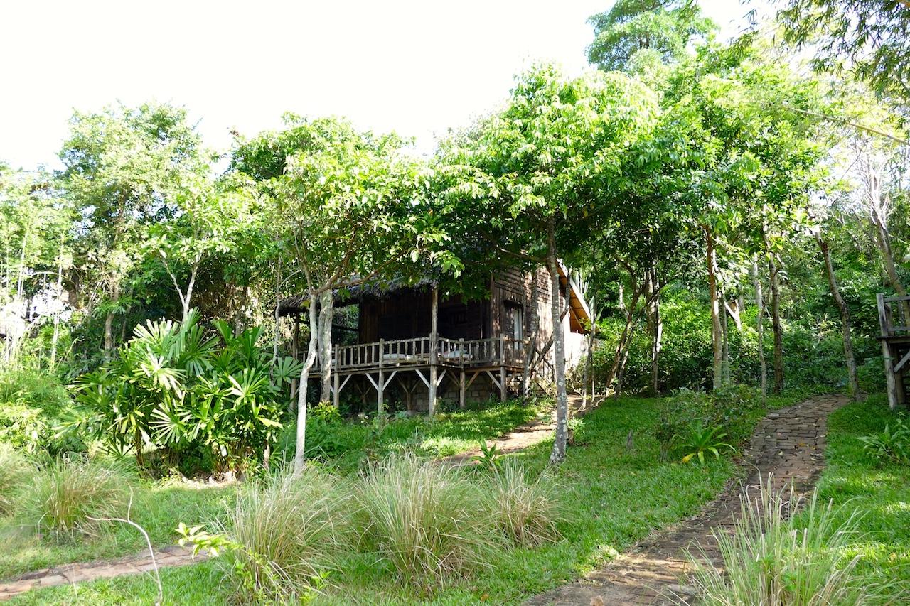 Cabanes du Mango Bay