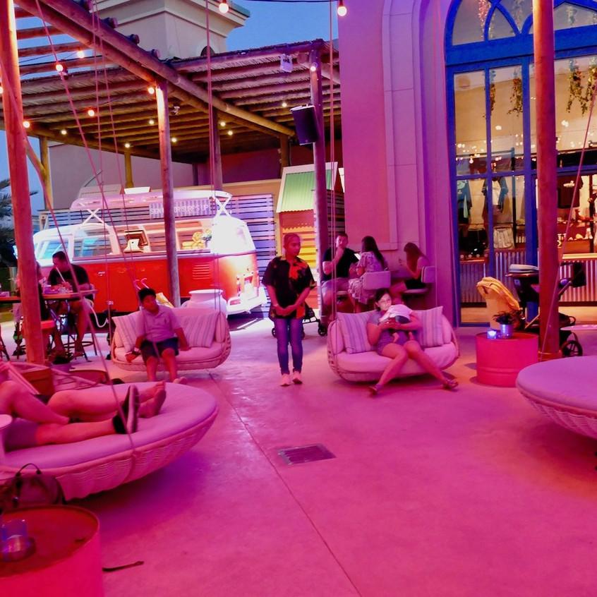 Bar Wavehouse à l'Atlantis
