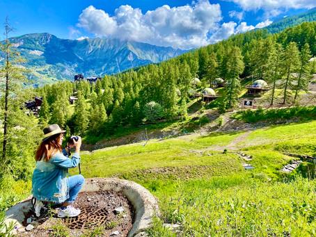 Alpin d'Hôme : Un séjour insolite entre lacs et montagnes