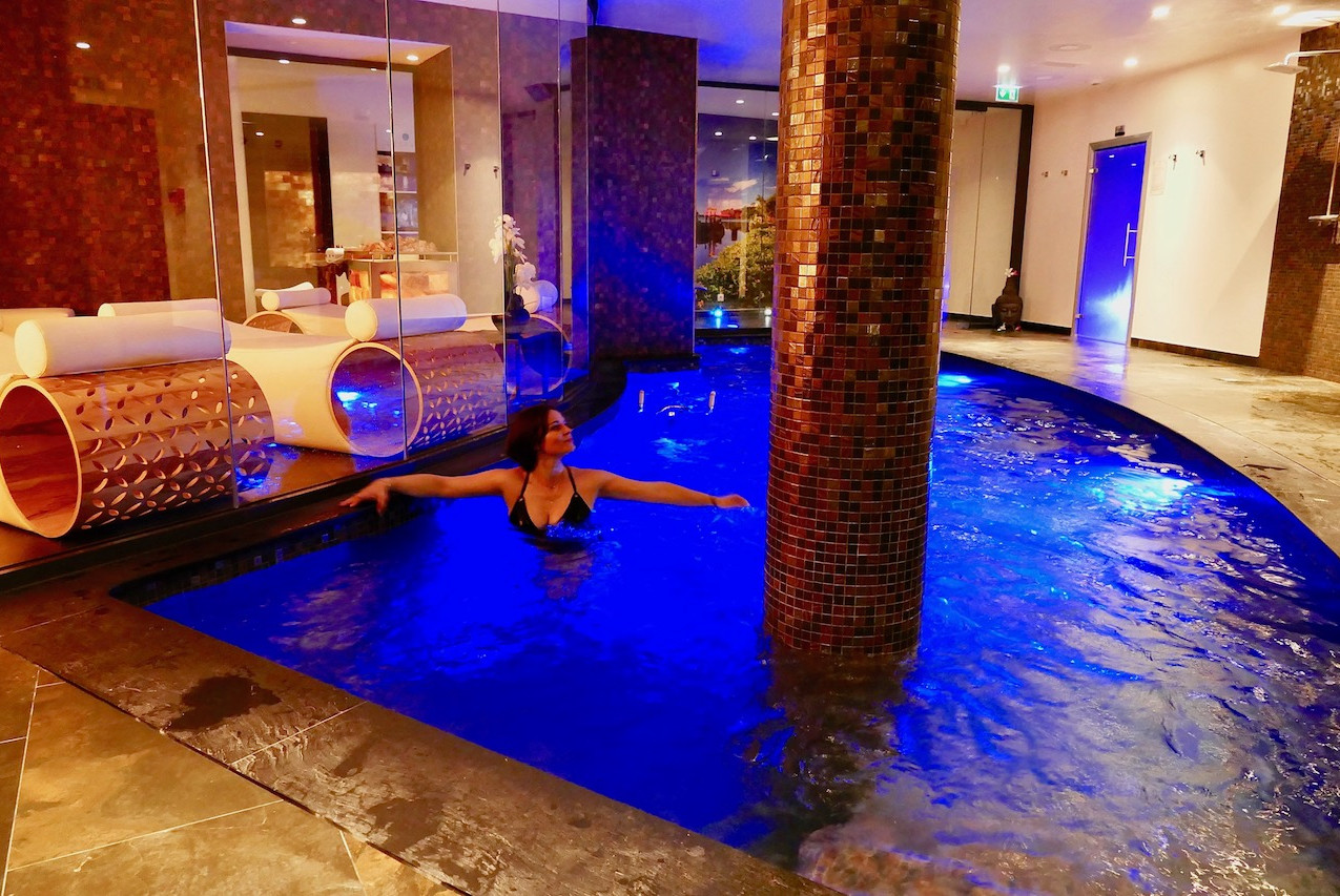 La piscine SPA 27 - Hôtel Westminste