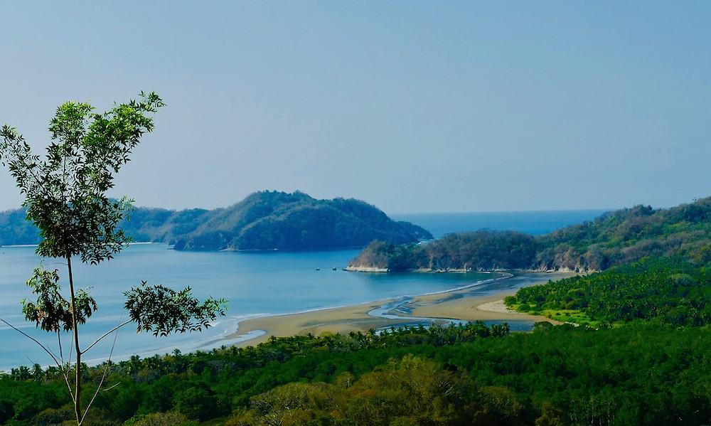 vue sur Isla Tortuga
