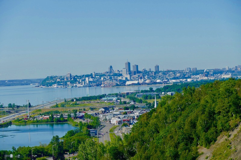 Vie de la ville de Québec