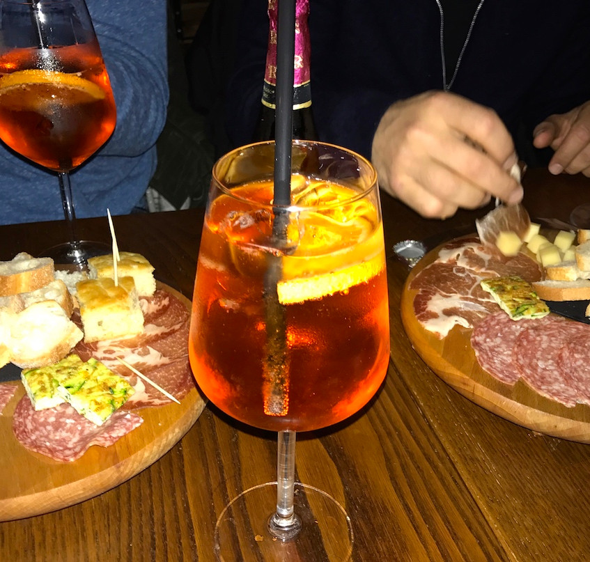 Spritz à la Cantinetta