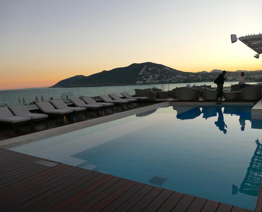 Rooftop Hôtel Aguas de Ibiza