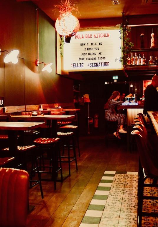 Holà Bar Kitchen - Bar à Nice