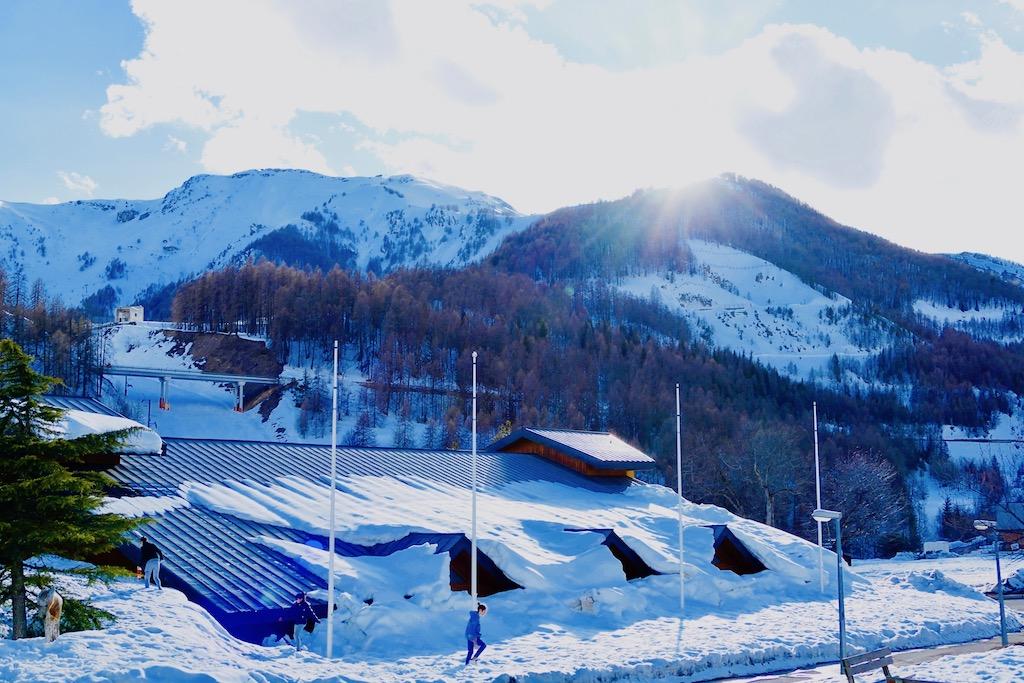 Village d'Auron