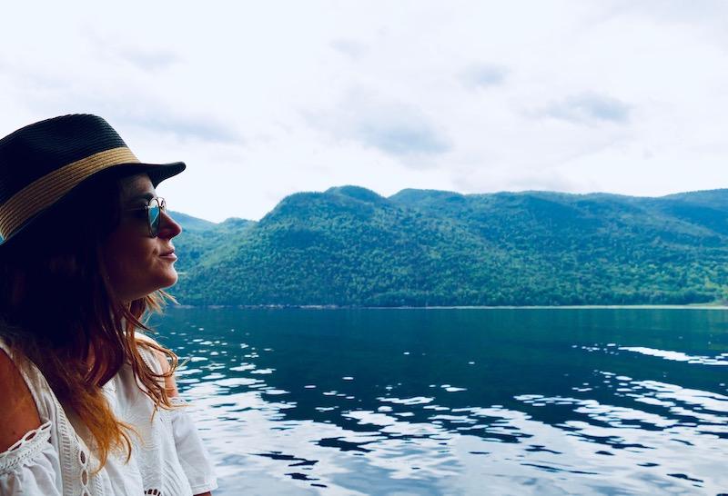 Croisière sur le fjord Saguenay