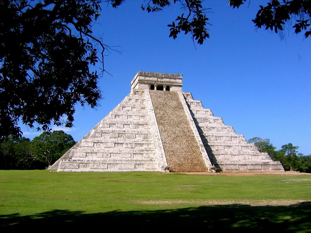Pyramide principale de Chichen Itza