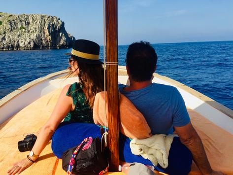 La Côte Amalfitaine en scooter : Capri, Positano et Amalfi