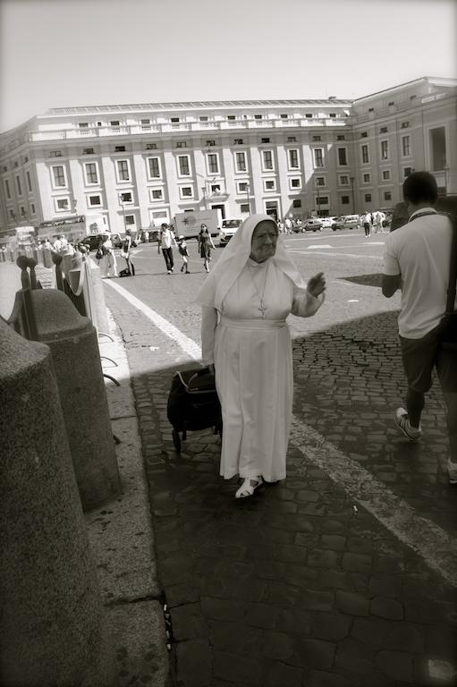 Soeur au Vatican