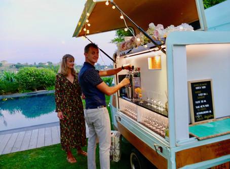 Sparkling Van : comment rajouter une touche d'originalité à vos réceptions ?