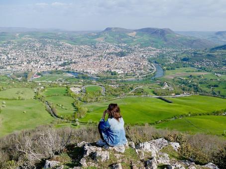 A la découverte de l'Aveyron !
