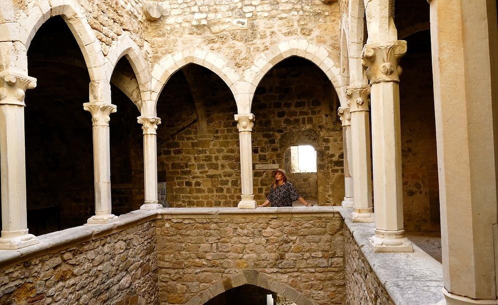 Monastère fortifié de l'île Saint-Honorat