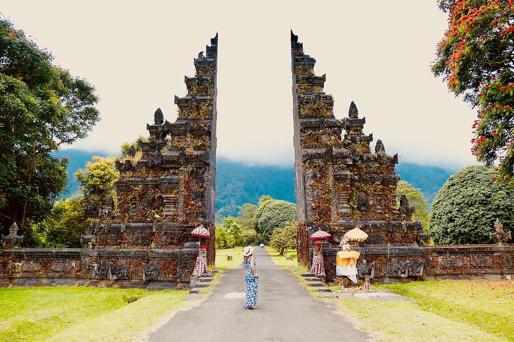 Golf Handara à Bali