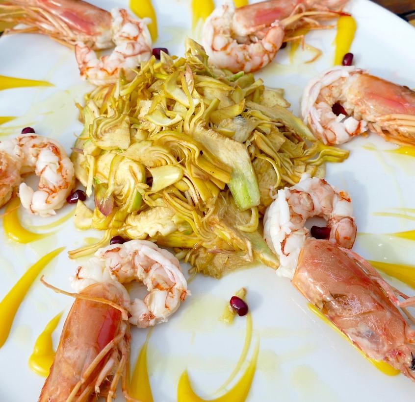 Restaurant Amarea à Bordighera