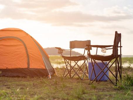 Se reposer pendant les vacances : le camping !