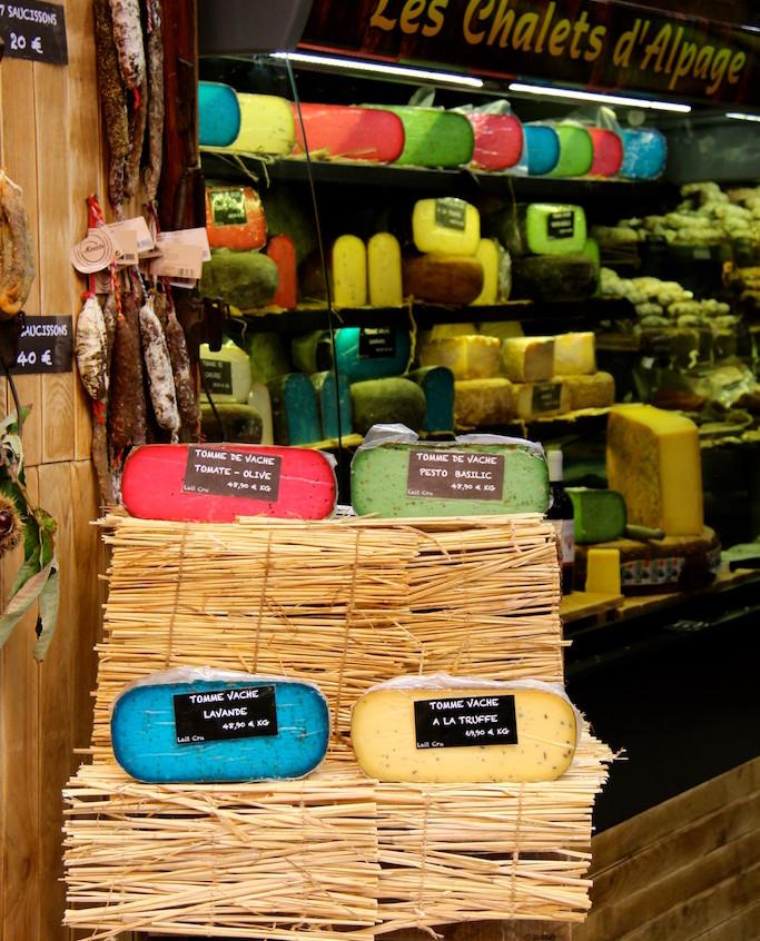 Magasin de fromage du Vieux Nice