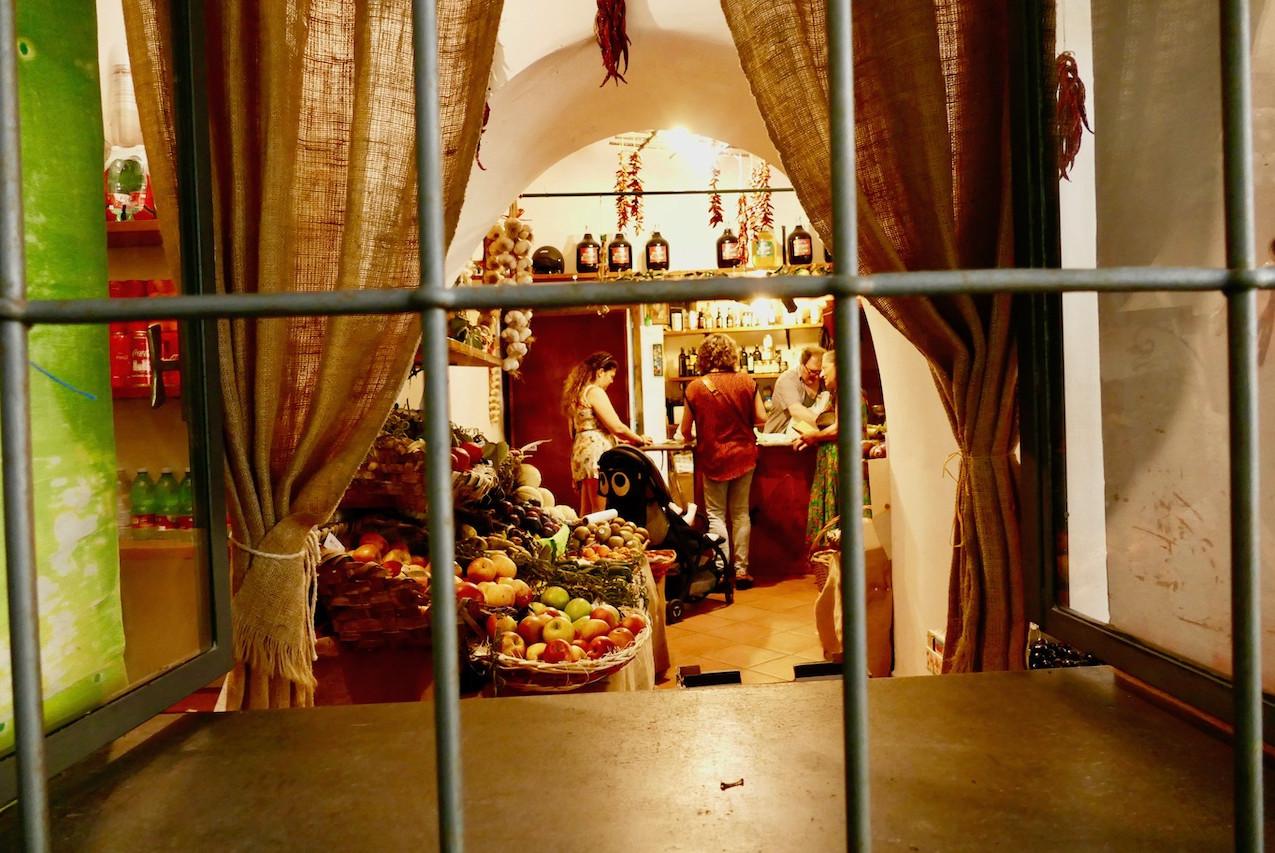 Scène de vie à Amalfi