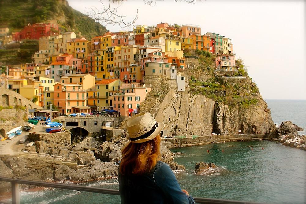 Manarola - Cinque Terre en Italie