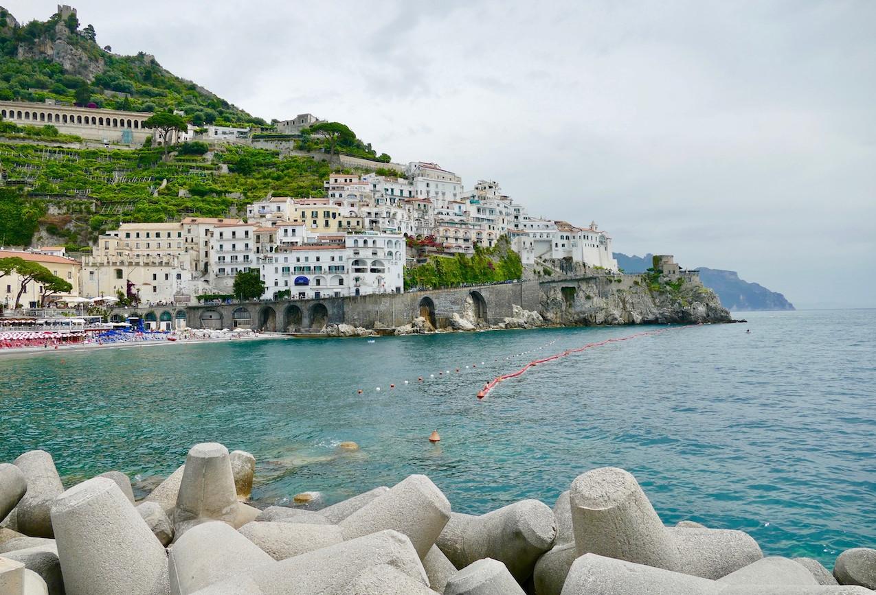 Amalfi en Italie
