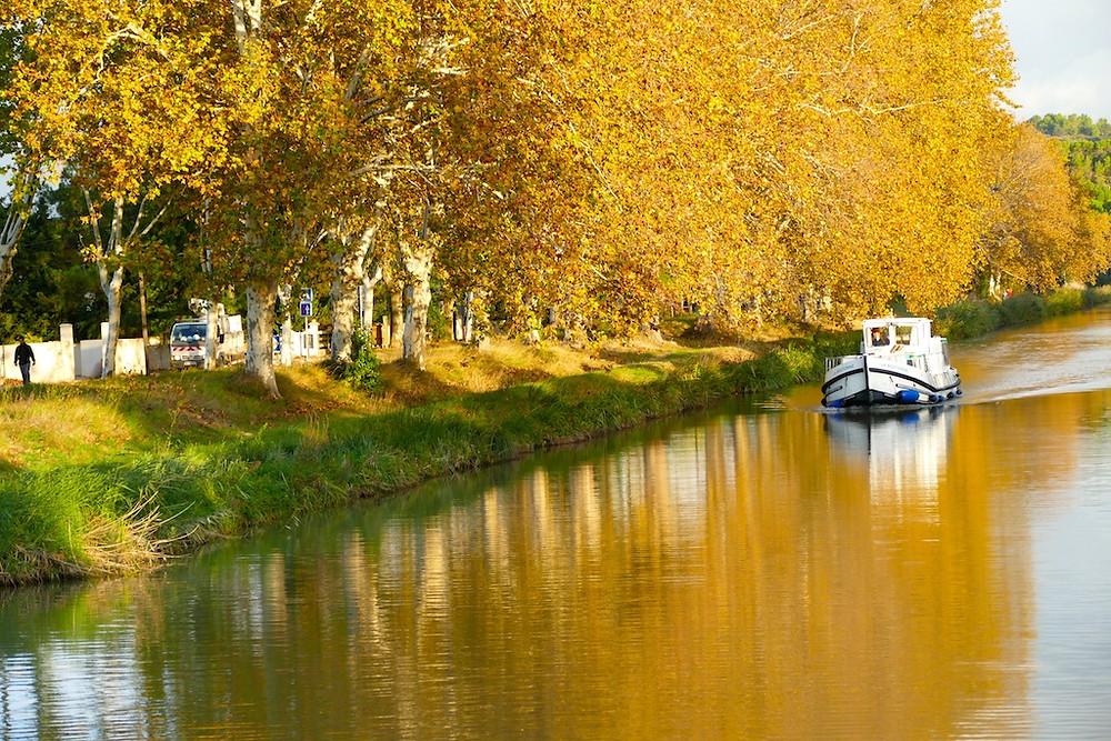Canal du Midi - Argens-Minervois