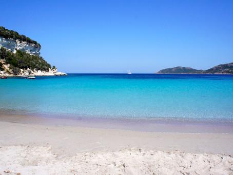 Les plages secrètes du Sud de la Corse