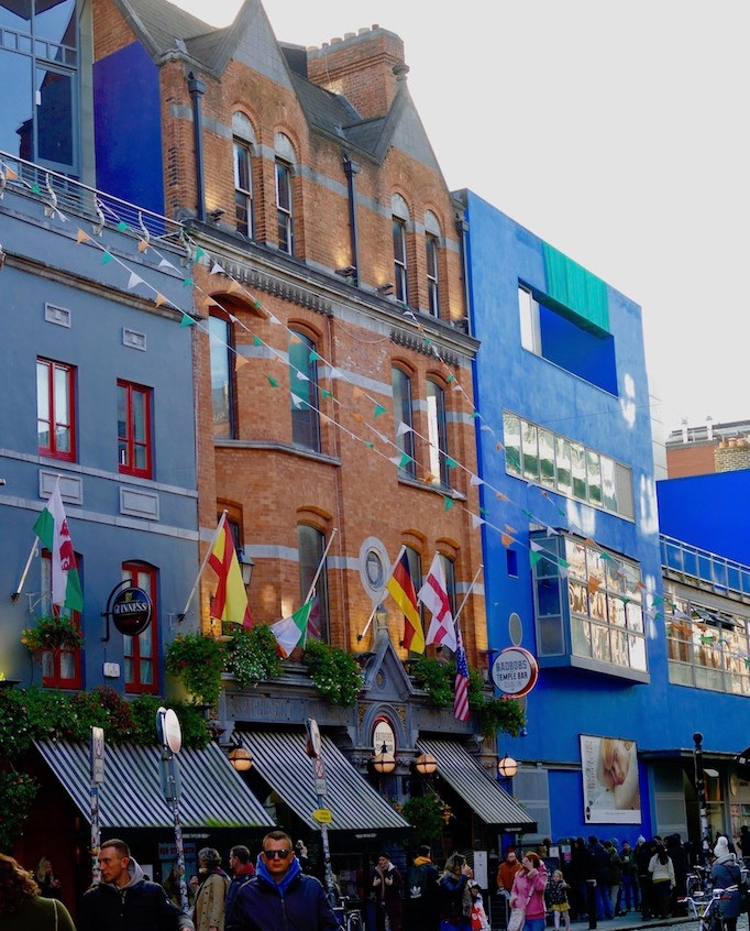 Temple Bar à Dublin