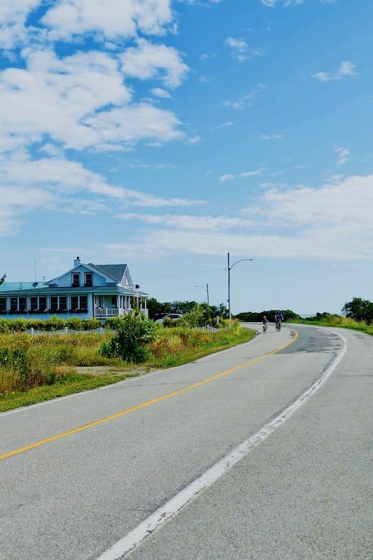 L'Isle aux Coudres à Charlevoix