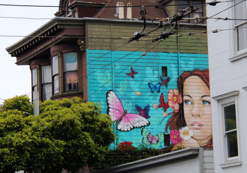 Ashbury - San Francisco