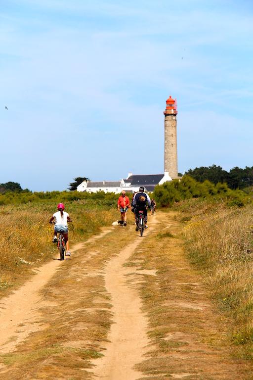 Le phare Goulphar