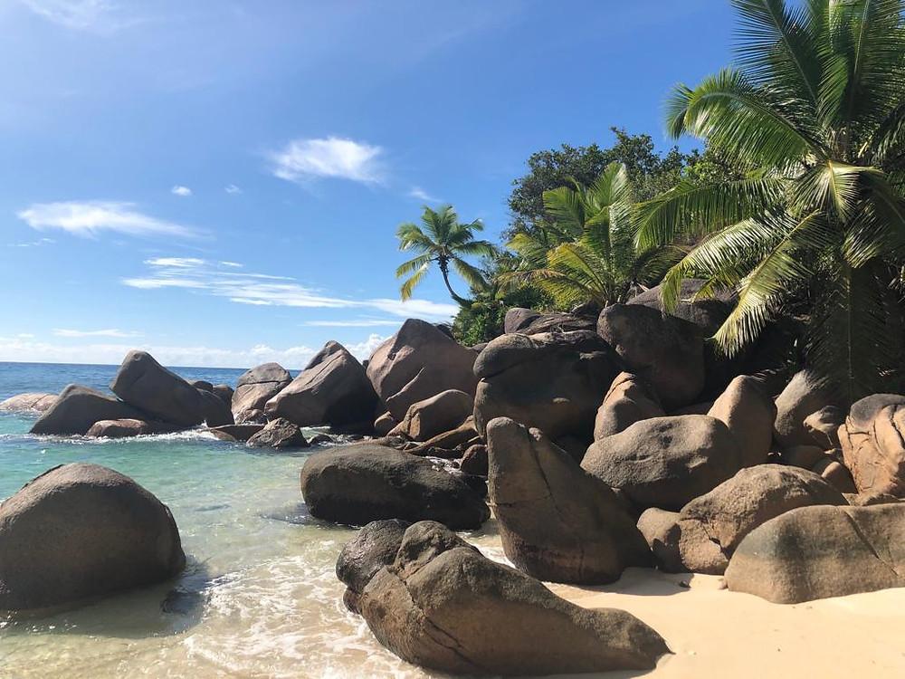 Anse Source d'Argent aux Seychelles
