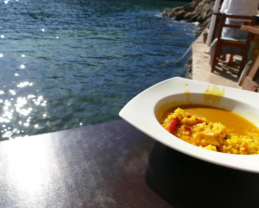 El Bigote à Ibiza