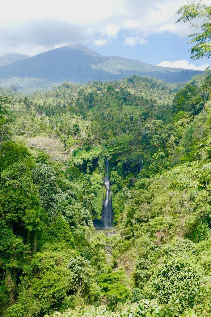 Cascade de Sekumpul