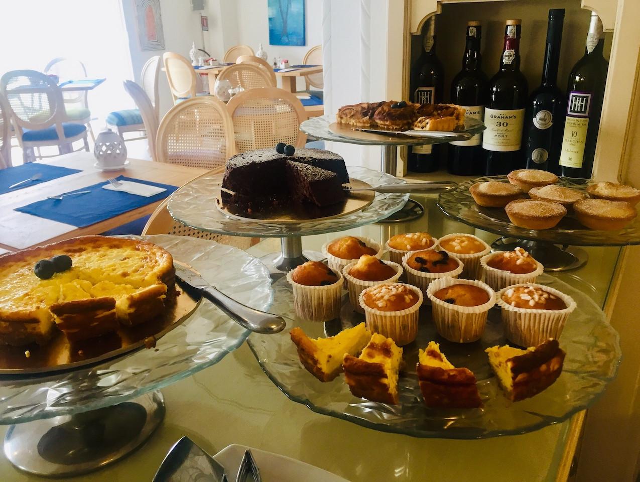 petit-déjeuner - Villa Gabrisa