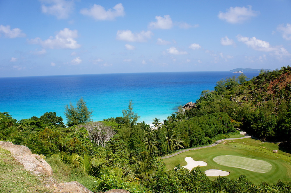 Golf du Lemuria Resort, Praslin