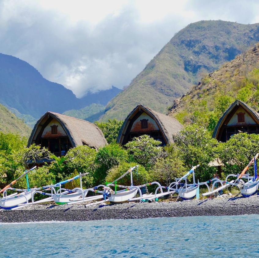 Site de snorkeling à Amed
