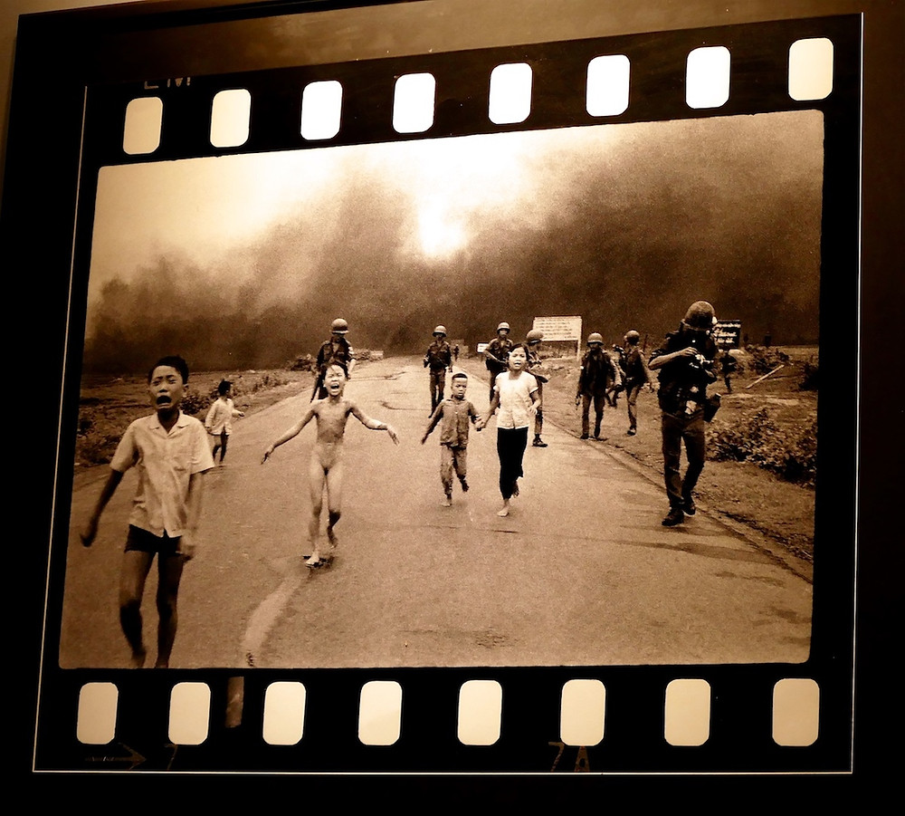 Photo de la guerre du Vietnam par Nick Ut